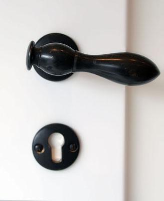 Rosetten mit Griff, Haus-und Zimmertür