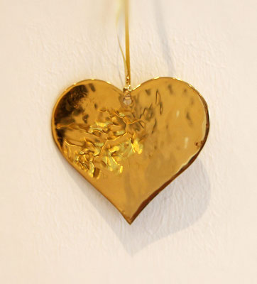 Fenstermotiv Herz