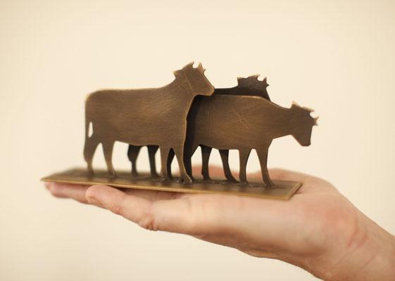 """Model """"Kühe für die Neustadt"""""""