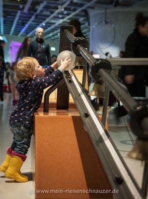 Galileos Kugelbahn.