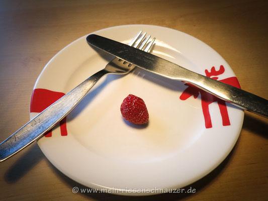 ... und jetzt schon auf dem Teller! Guten Appetit!