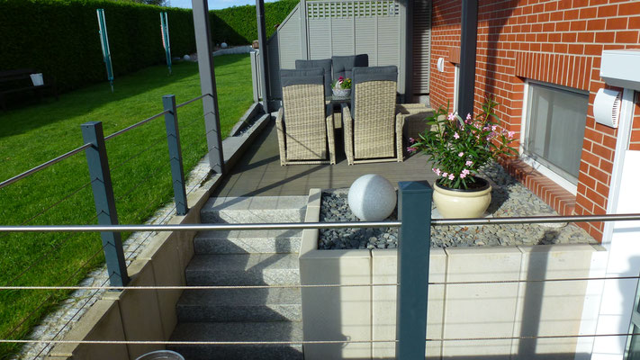 Terrasse Ansicht 1