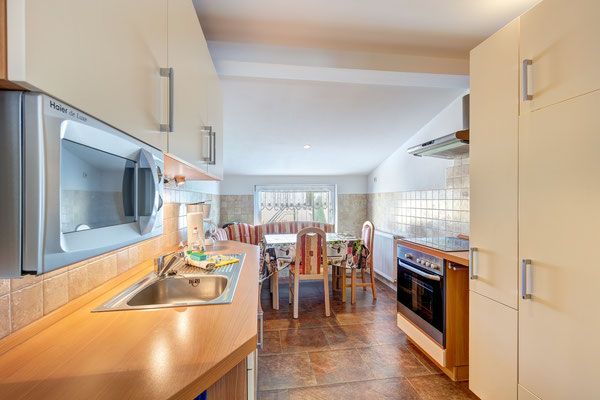Küche Ansicht 2