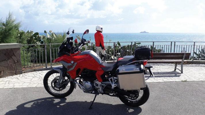 Tour  4 Bild 5 Die toskanische Riviera