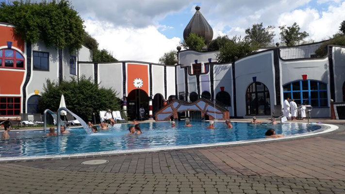 Tour 2  Rogner-Therme