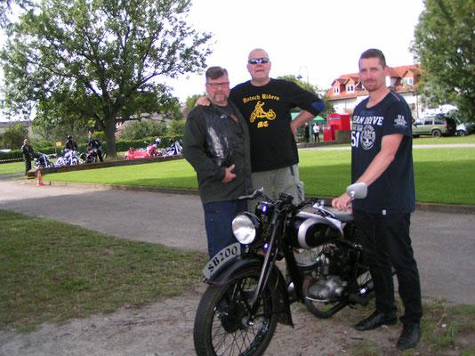 1265 - Ältestes Bike DKW SB 200 von 1936