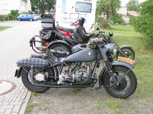 1276 - Selten: BMW R75 WH solo