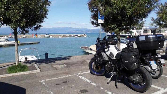 Tour  4 Bild 18 südlicher Gardasee
