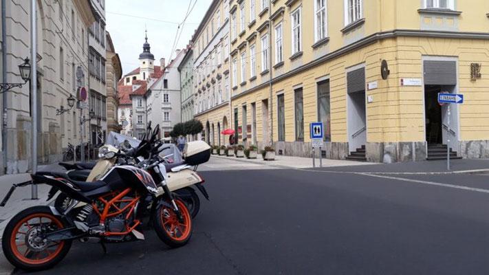Tour 2  Prächtige Bauten in Graz