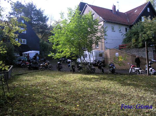 P1010010 Foto Güma - Das Falkenheim in der Asse (bei Groß Denkte)