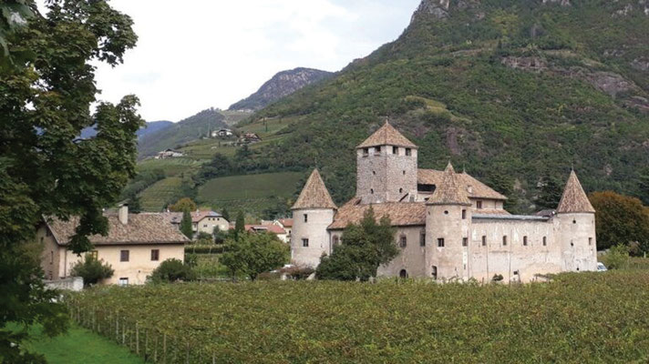 Tour  4 Bild 21 Castel Roncolo bei Bozen