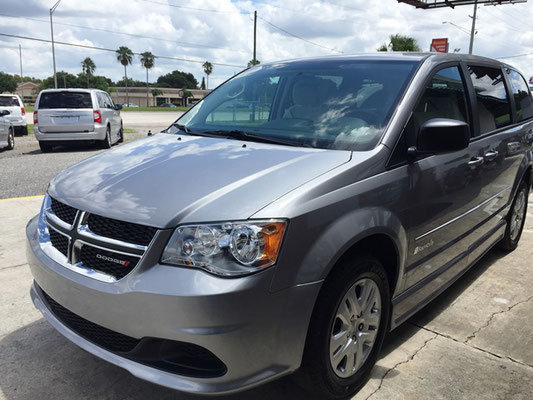 2016 Dodge Grand Caravan Wheelchair Van Mobility America