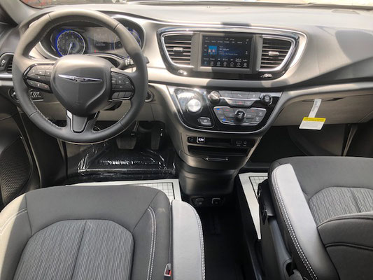 2019 Chrysler Pacifica Wheelchair Vans Mobility America