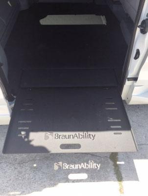 Toyota Sienna Wheelchair Van Mobility America Lakeland