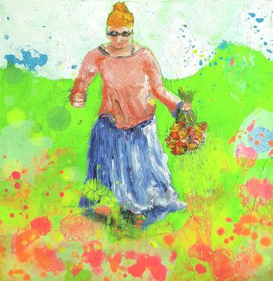 Der Duft der Blumen -verkauft