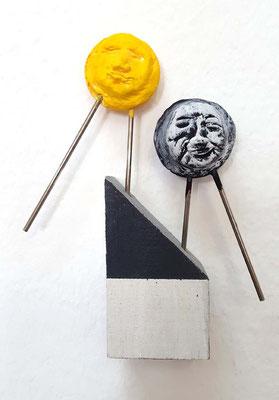 Sonne und Mond  17H 13 B  2020