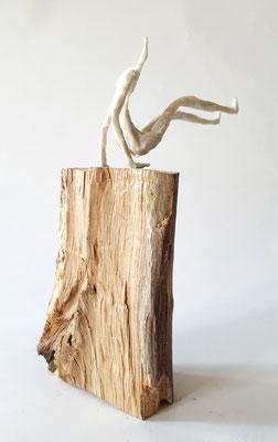 Rüber - Figur 9 cm/ gesamt 23 cm