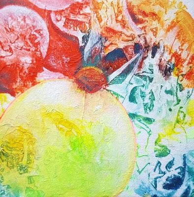 Cherries on Citronice  26.03.