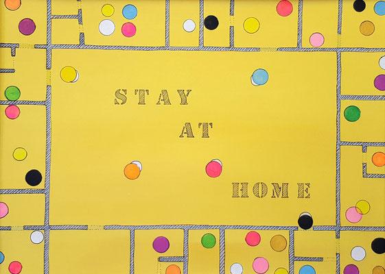 Bewegungsmuster II Stay at home