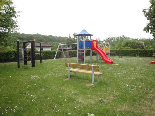 Unser neuer Spielplatz!