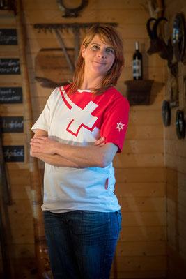 T-Shirt Schweizair