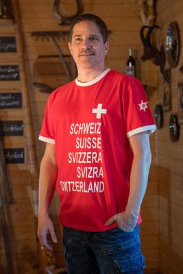 T-Shirt Schweizerpass