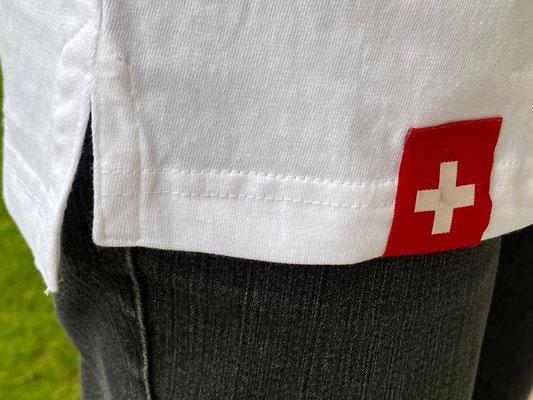 T-Shirt Bund mit Schweizerkreuz