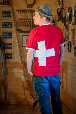 T-Shirt Swisscross