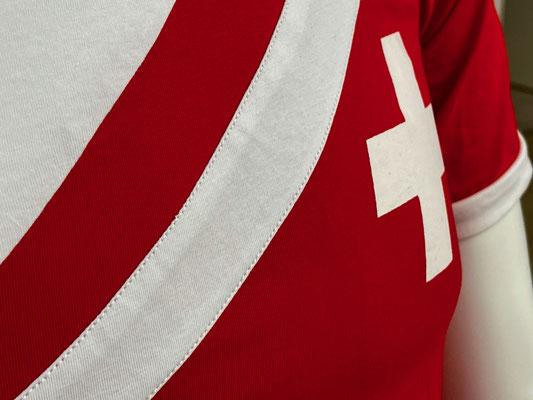 Patrouille Suisse Streifen