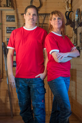 T-Shirt Alpenglühen