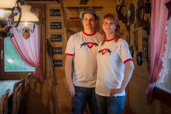 T-Shirt Steinbock