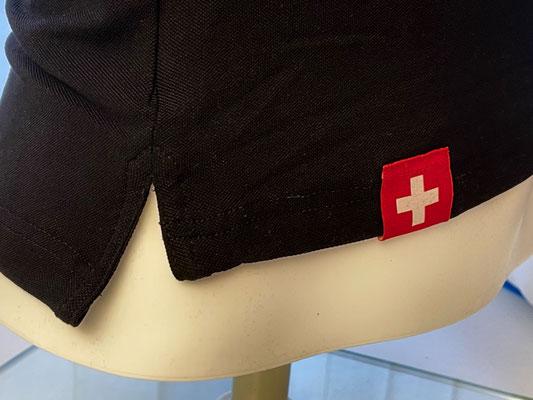 Polo mit Schweizerkreuz