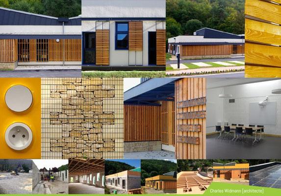Pôle administratif, bâtiment exemplaire en matière de consommation énergétique