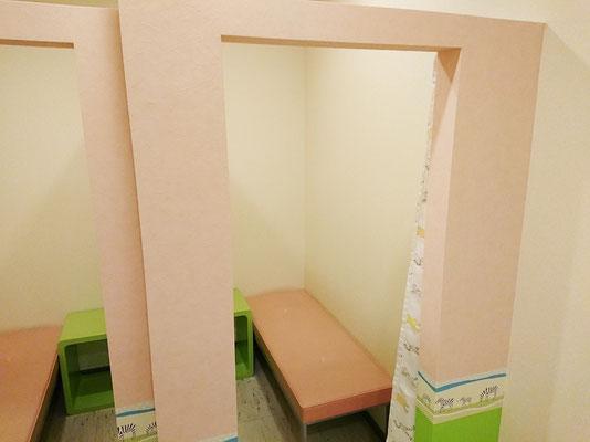 1階 授乳スペース