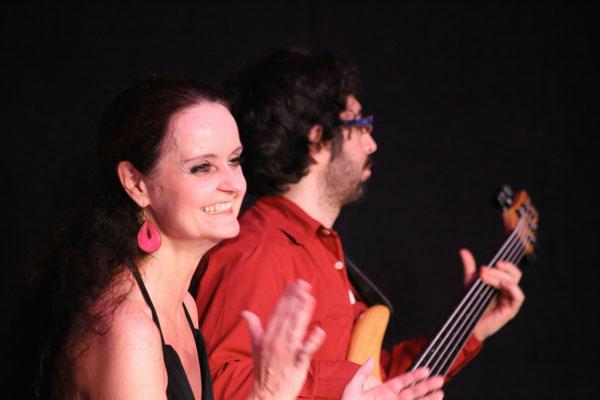 Theater-Centro Flamenco María del Mar / Café Cantante 2014