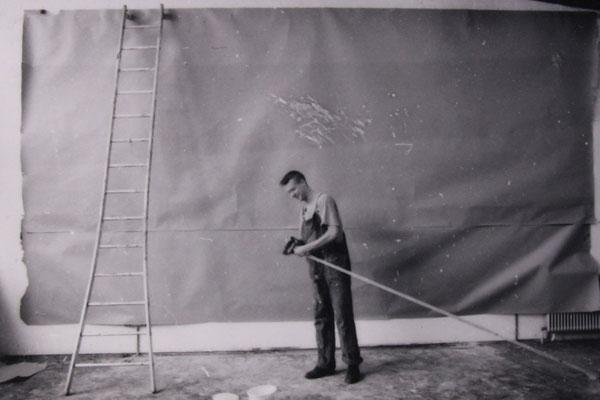1988 - Wandschildering