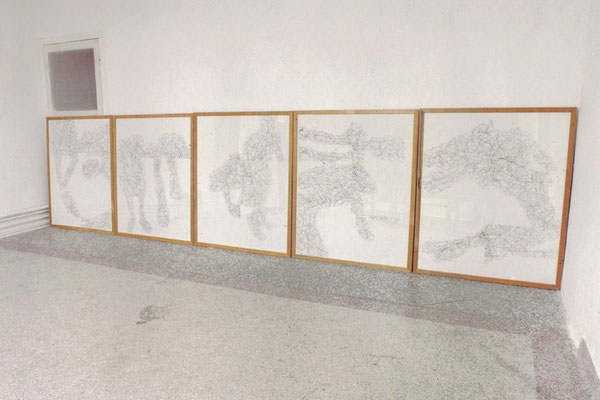 1994 - 74-Kilo's + 5 Zelfportretten