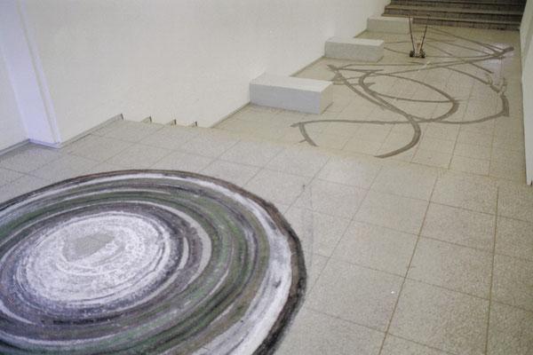 1995 - Cirkel + Blind-tekening (Gele Rijder Arnhem)