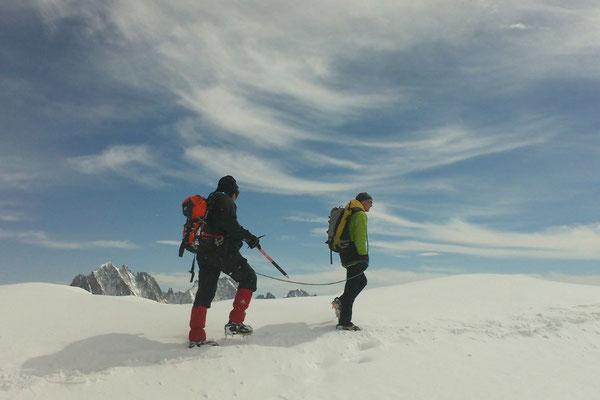 2011 - Vallee Blanche, Chamonix-Mont-Blanc (F)