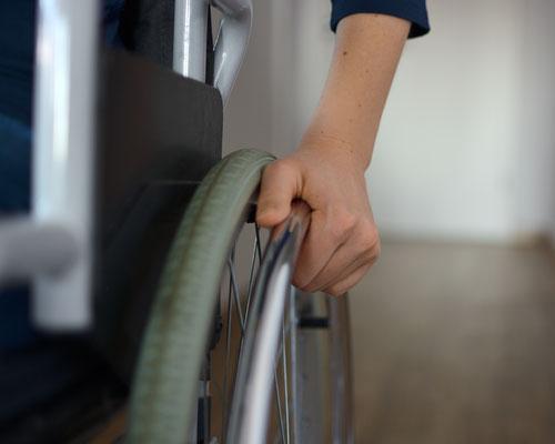 Praxis für Ergotherapie in Stein am Rhein , Obergass 20, Julie Dehay, Rollstuhl Barierefrei