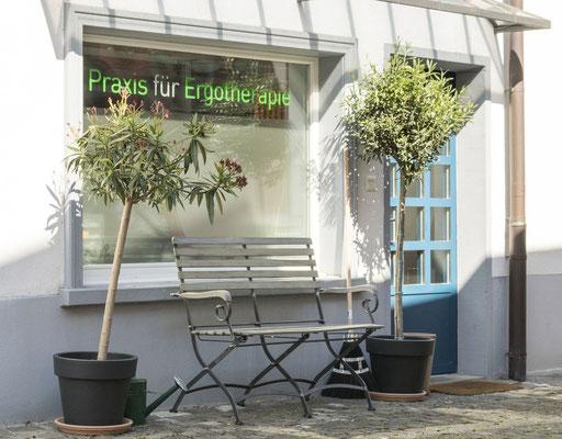 Praxis für Ergotherapie, Obergass 20, Stein am Rhein, Julie Dehay, Hausbesuche in Steckborn