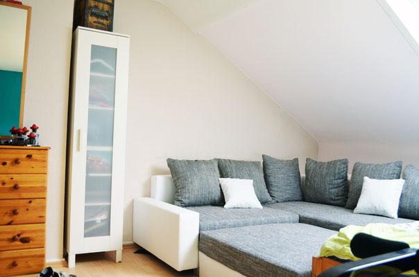 Immobilie, Eigentumswohnung, Wuppertal, Barmen, Hatzfeld, Dachzimmer