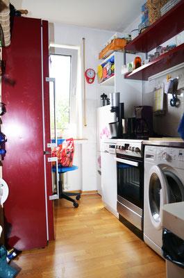 Immobilie, Eigentumswohnung, Wuppertal, Barmen, Hatzfeld, Küche
