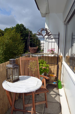 Immobilie, Eigentumswohnung, Wuppertal, Barmen, Hatzfeld, Balkon
