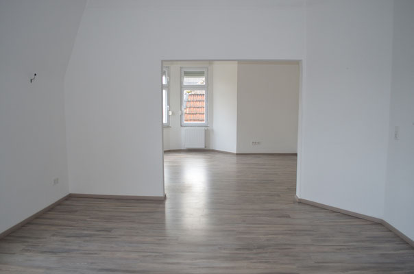 Immobilie in Ennepetal, Maisonettewohnung, Eigentumswohnung, Wohnraum, Esszimmer