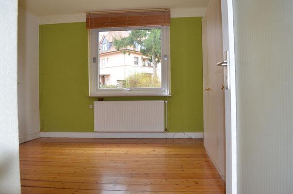 Immobilie in Wuppertal Elberfeld, Uellendahl, Schlafzimmern, Parkettboden
