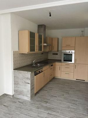 Immobilie, Wuppertal, Elberfeld, Eigentumswohnung, Einbauküche, Küche