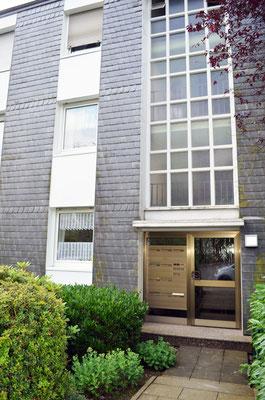 Immobilie, Eigentumswohnung, Wuppertal, Barmen, Hatzfeld, Eingang, Hauseingang