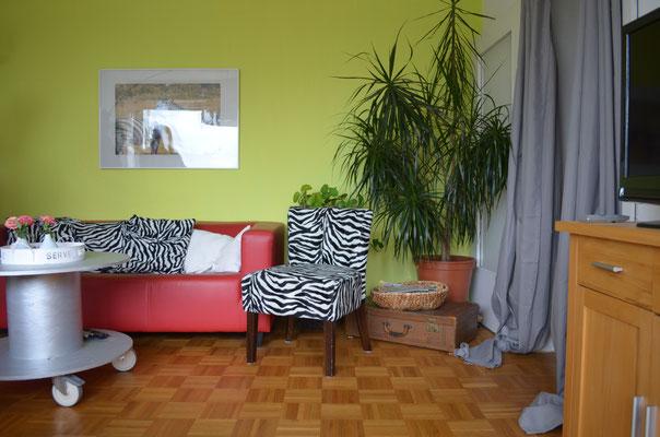 Immobilie in Wuppertal, Hatzfeld, Barmen, Wohnraum, Wohnzimmer, Eigentumswohnung