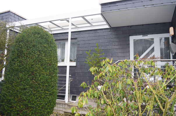 Immobilie in Wülfrath, Bungalow, Reihenmittelhaus, Zugang zur Einliegerwohnung